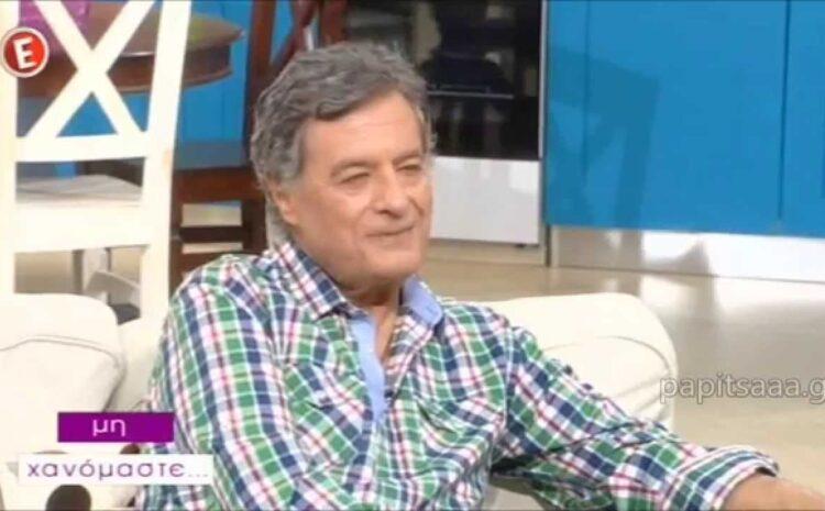 Γιάννης Πετρόπουλος: Ο καλλιτέχνης που έχει στοιχειώσει μέσα μου!