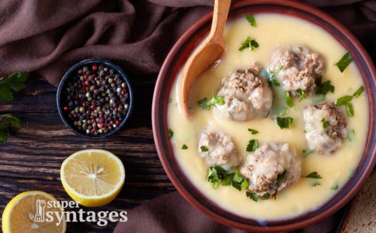 Γιουβαρλάκια αυγολέμονο, η σπιτική συνταγή!