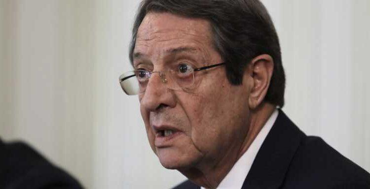 Αναστασιάδης: Στέλνει επιστολή στον Γκουτέρες με φόντο…Πενταμερή για το Κυπριακό