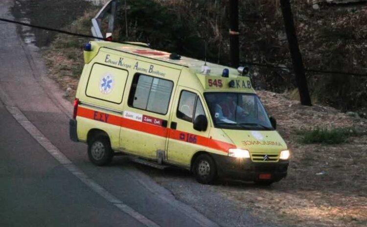 Αγρίνιο: Σκοτώθηκε μπροστά στον άντρα της σε φοβερό τροχαίο με ασθενοφόρο – Σπαραγμός για την άτυχη γυναίκα