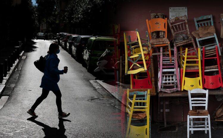 Lockdown – Αττική: Τι θα ισχύει για σχολεία, καταστήματα και απαγόρευση μετακίνησης