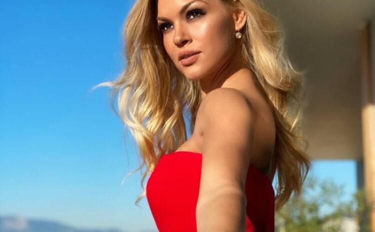 Βίκυ Κάβουρα: Το ultra σέξι βίντεο που ανέβασε έφερε πρόωρα το καλοκαίρι!
